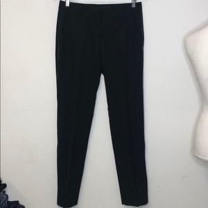 theory Dress Pants Black Size 4 93% Wool